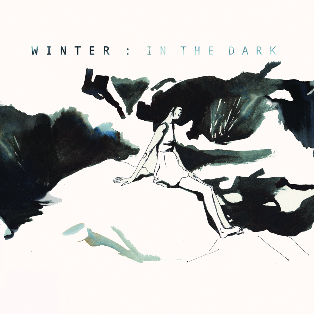 W I N T E R announces debut album 'In The Dark'