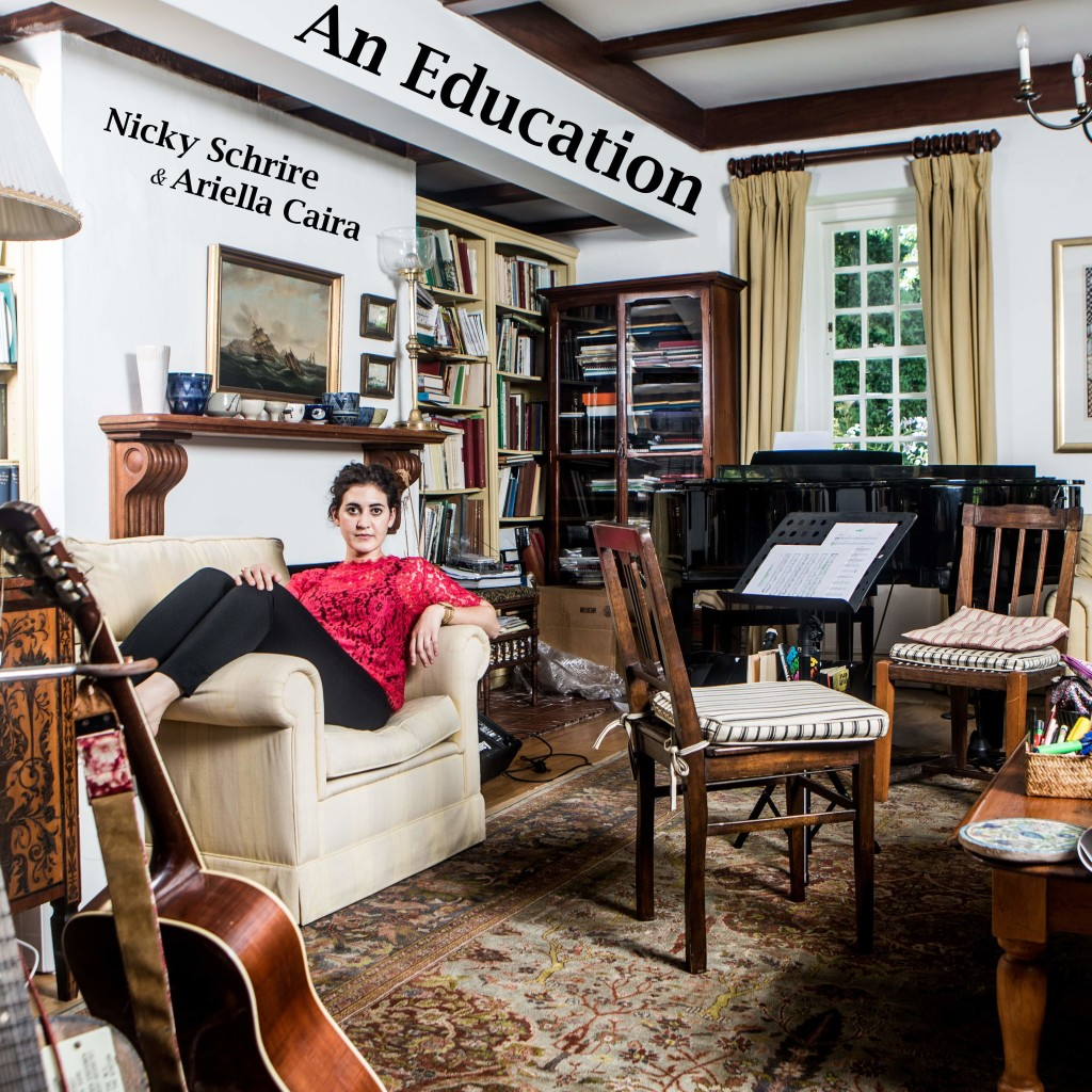 Nicky Schrire to release EP 'An Education'